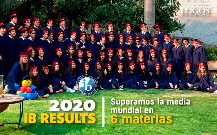 IB RESULTS - Logos Goes Global
