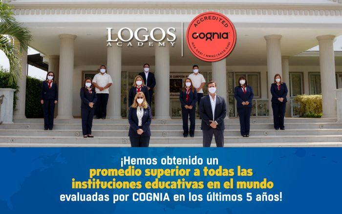 Logos Academy - Certificación Cognia 2021